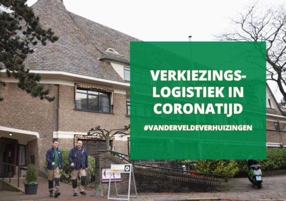 Verkiezingen 2021: Een terugblik op verkiezingslogistiek in coronatijd
